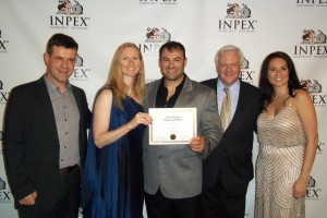 Chandra and William win International inventor's award for St. Jude's Miracle oilTM product
